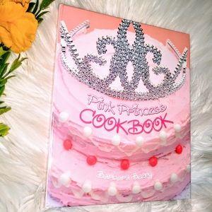 Other - 👸💙Like NEW! Pink Princess Cookbook 👸💙